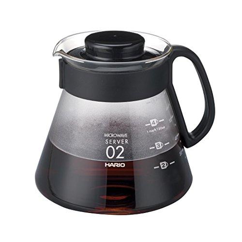 (Hario V60 Glass Range Coffee Server, 600ml)