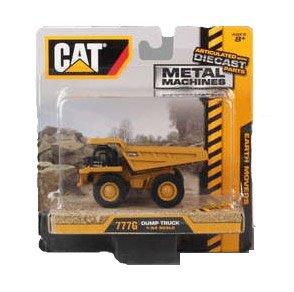 Scale Cat (Caterpillar Dump Truck 1:98 Scale CAT39514 Cat 777G Metal Machines Diecast)