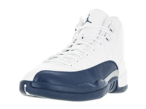 Blue 12 vrs White French Retro