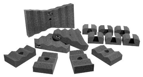 Auralex Acoustics Aural-Xpanders Acoustic Micphone Baffle Set (Overtone Control)