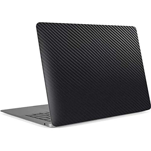 huge selection of ad52c 69ab0 Amazon.com: Skinit Carbon Fiber MacBook Air (2018) Skin - Officially ...
