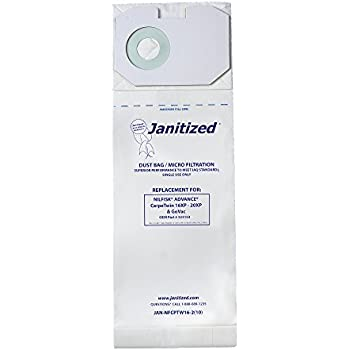 Amazon.com: janitized jan-nfcptw-2 (10) Premium Sustitución ...