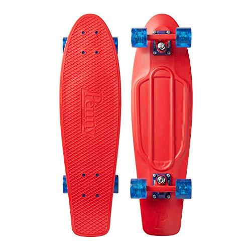lete Skateboard (Red Comet, 27