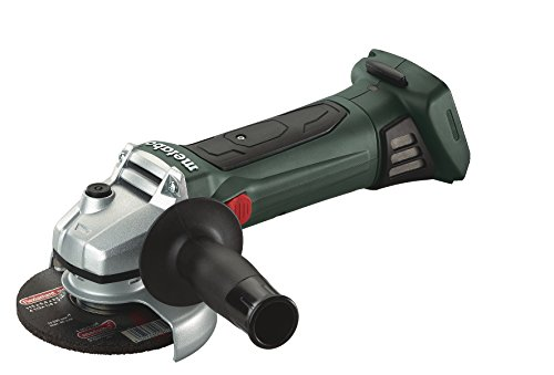 Metabo W 18 LTX 4-1/2-Inch Cordless Angle Grinder 18V Cordless Grinder (Tool only)