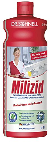 Dr. Schnell Milizid Sanitärreiniger Konzentrat 1 Liter