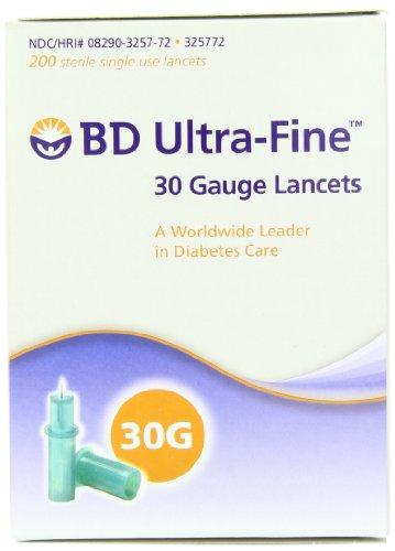 BD-Ultra-Fine-II-Lancet