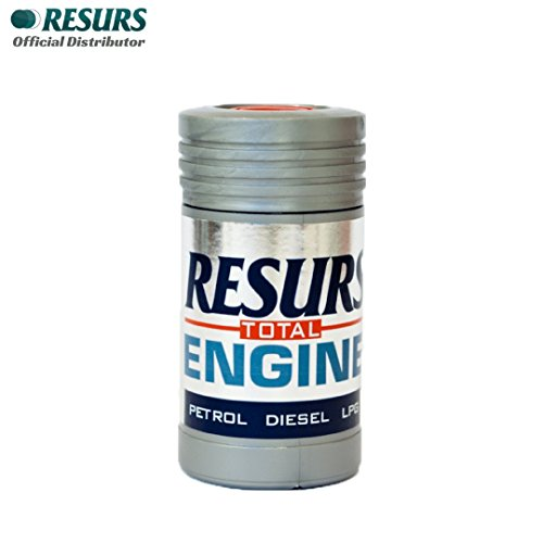 RESURS Total 50 g Top Quality Petrol Engine/Diesel Engine/LPG Engine/Car Engine Restorer Nano Technology Oil Additive/Engine Additive/Engine Treatment/Engine Restoration/Nano Restorer/Remetalizer