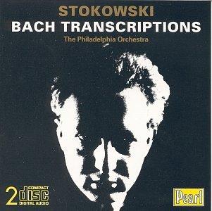 Bach par Stokowski, les oeuvres d'orgue adaptées à l'orchestre 41BNE14P25L