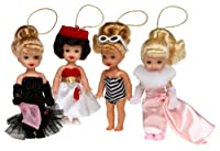 Barbie Ornament Collection Giftset