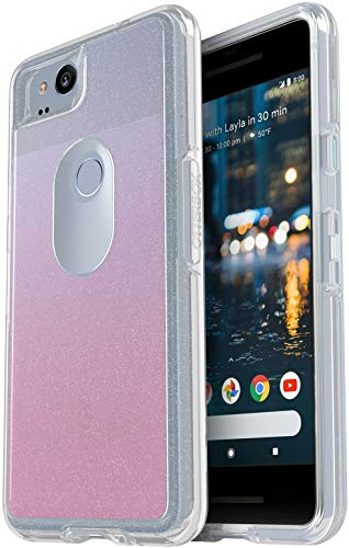 OtterBox Symmetry Series Slim Case for Google Pixel 2 (NOT XL) Non-Retail Packaging - Hello Ombre