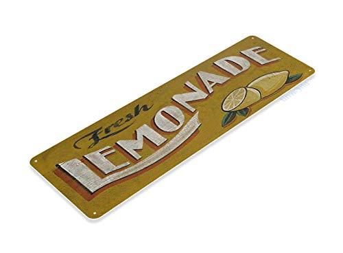 Tinworld Tin Sign Lemonade Stand Rustic Metal Sign Decor Kitchen Cottage Farm -