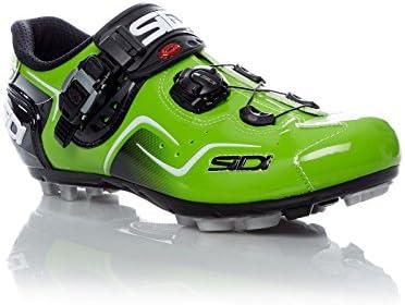 Sidi Cape MTB - Zapatillas de ciclismo, color verde, 38 EUR [US 5 ...