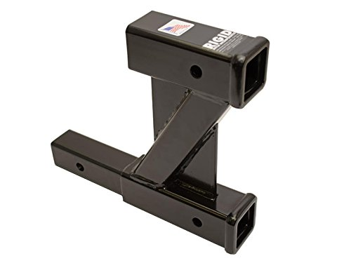 Rigid Hitch Tow Bar And Accessory Receiver - 10 Inch Drop/Rise (DHB-10) - Made In U.S.A. from Rigid Hitch
