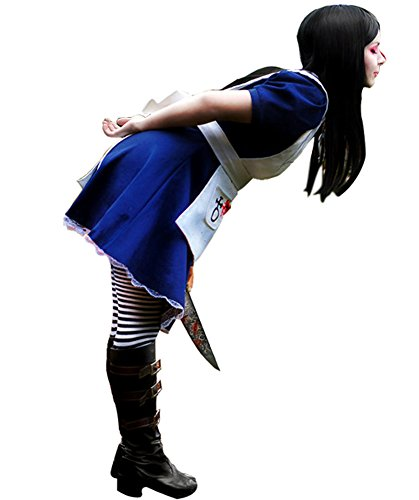 Cos2be Costume for Alice-Madness Returns Alice Cosplay Update Edition(M) - http://coolthings.us