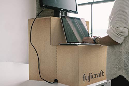 Fujicraft Standing Desk–Escritorio debout