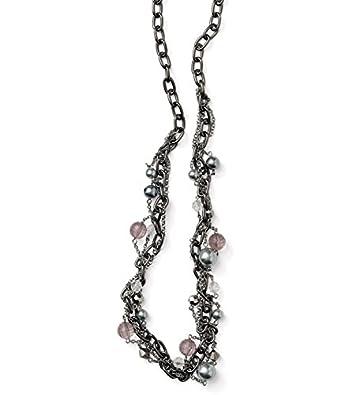 Amazon spontaneous retired lia sophia necklace jewelry spontaneous retired lia sophia necklace aloadofball Choice Image