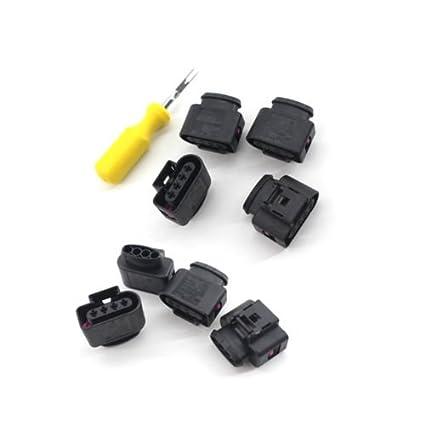Amazon com: FidgetGear 8X Ignition Coil Connector Repair Kit
