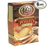 Hodgson Mill Bread Mix Wholesome Potato, 16-ounces (Pack of6)