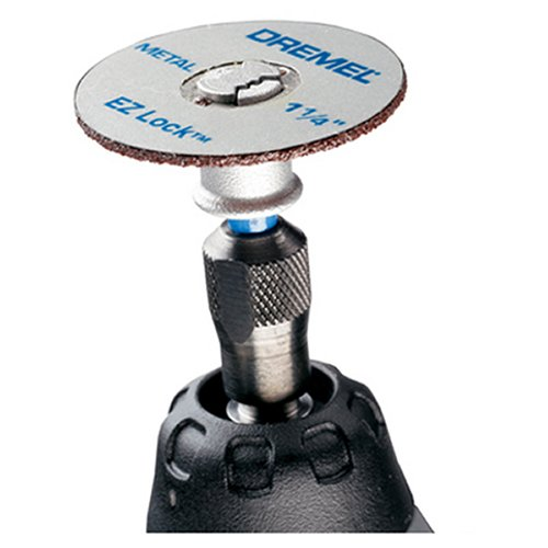 Dremel EZ476 1 1/2-Inch EZ Lock Rotary Tool Cut-Off Wheels For Plastic - 5 pack by Dremel (Image #3)
