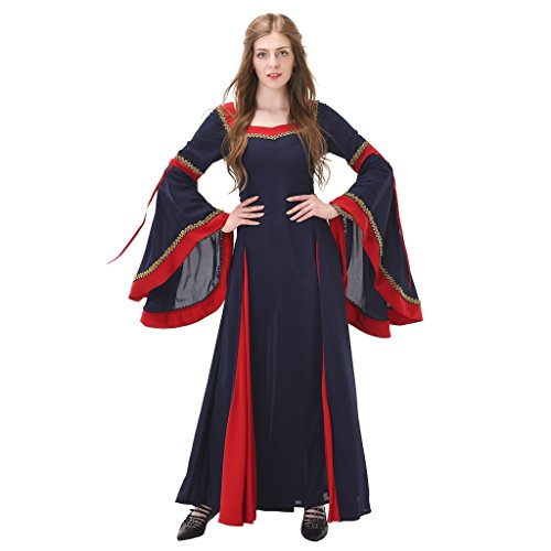 1791's lady Medieval/renaissance dresses (Halloween Costumes For Hot Weather)