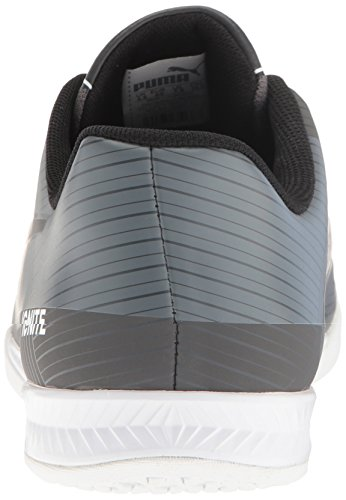 Black uomo 12 Star Puma Puma US Ignite Shade 5 White calcio da Asphalt Scarpe da Ignite Shade M S qZvwC0w