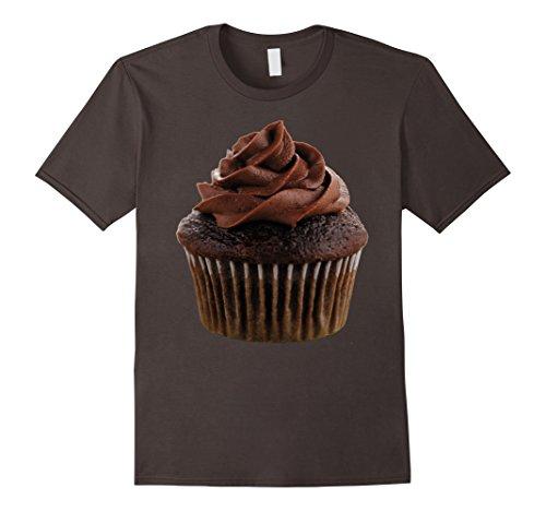 Mens Chocolat Muffin Last Minute Halloween Costume T-shirt Medium (Awesome Halloween Costumes Last Minute)