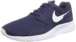 Nike Men's Kaishi Running Sneaker - Midnight Navy White - 8.5 D(m) Us