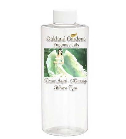 Sueño ángeles mujeres Halo tipo aceite de fragancia – cálido Oriental con parte superior Tropical notas