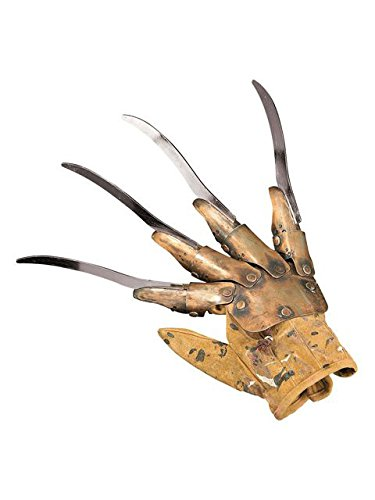 Street Elm Prop - A Nightmare on Elm Street, Supreme Edition Freddy Replica Metal Glove