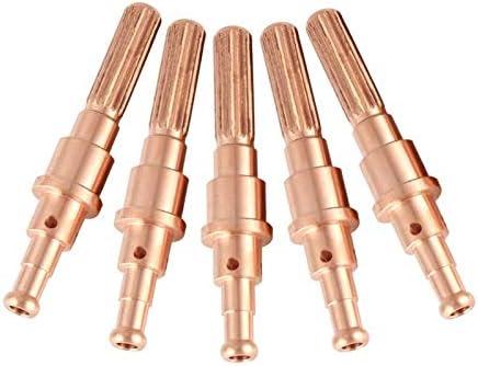 WITHOUT BRAND 5Pcs / Set 9-8232 Thermal Dynamics Plasmaschneider Schneidbrenner Verbrauch SL60-100 Elektrode, Plasma Cutte
