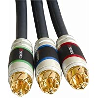 Monster M650 CV-8 M-Series 650 Component Video Cables (8 feet)