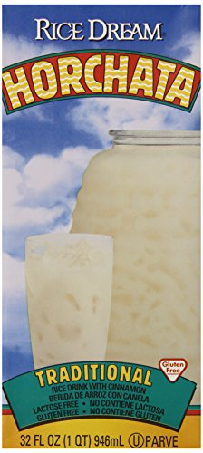 Rice Horchata - RICE DREAM Horchata Rice Drink, 32 fl. oz. (Pack of 6)