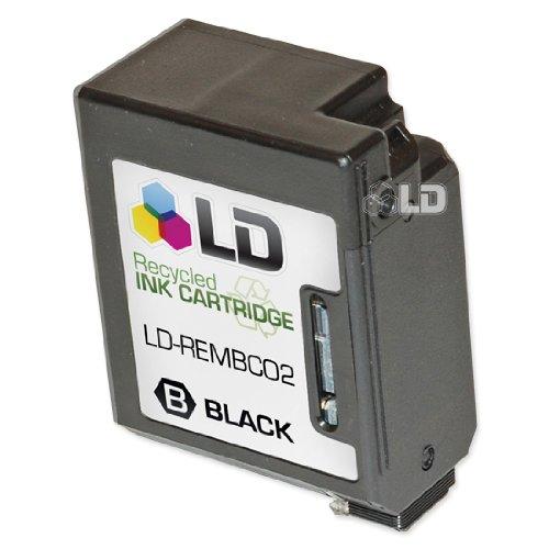 Bc 02 Black Cartridge - LD © Canon BC02 Black Remanufacured Inkjet Cartridge