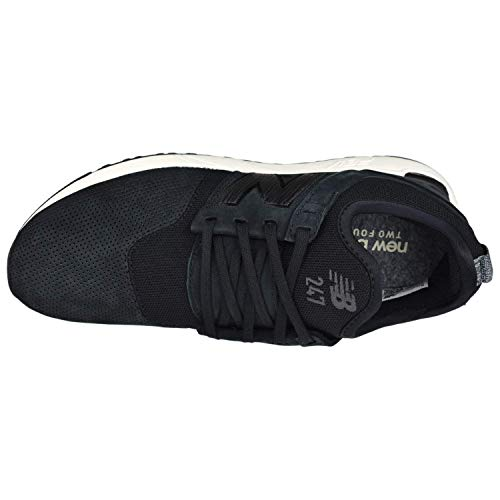 8 Us Wrl247wn D Running New Women's Shoes black Balance vq8Y64