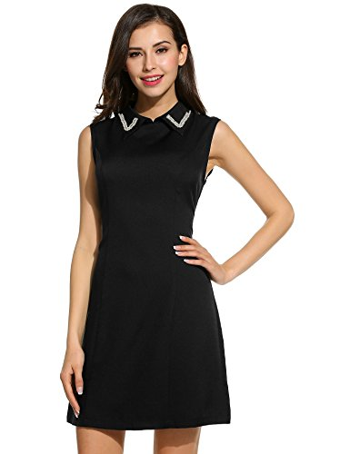 Meaneor Womens Sleeveless Casual Bodycon product image
