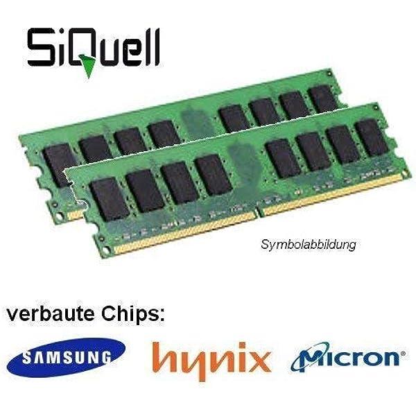 Samsung - Memoria RAM DDR2 (PC2 6400U, 1 x 2 GB, 800 MHz, SO ...