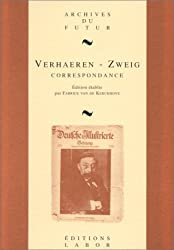 Verhaeren - Zweig : correspondance