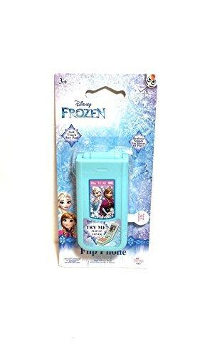 Disney Princess Soft Touch Flip Phone
