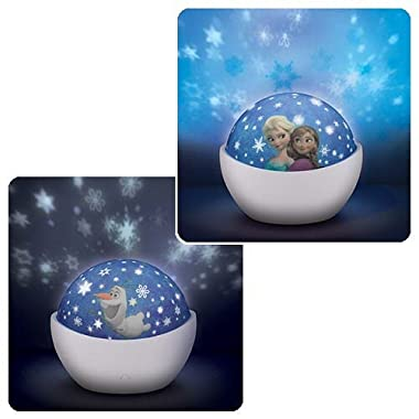 Uncle Milton - Disney's Frozen Snowball Light Projector