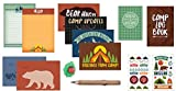 Playhouse 28-Piece Adventures at Camp Stationery