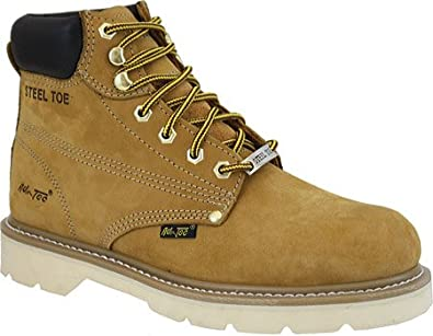 557725e45ac Amazon.com   Ad Tec Men's Nubuck Leather 6