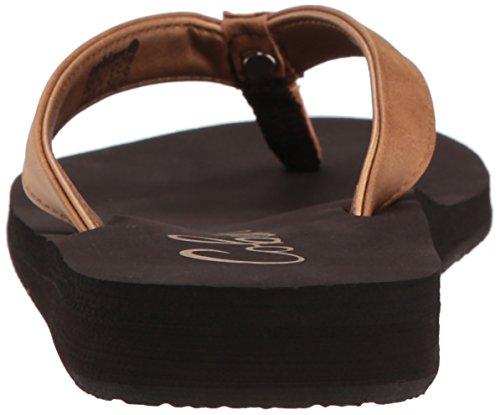 Bounce Women's Caramel Sandal Cobian Skinny 0vwgSgx