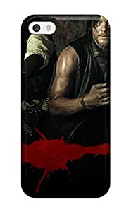 New Style Iphone 5/5s Well-designed Hard Case Cover The Walking Dead Protector 2210899K13719000