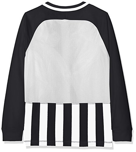 Sleeve Iii Striped Nike white Top Unisex black white Youth Black Division Long nFqWpIYW