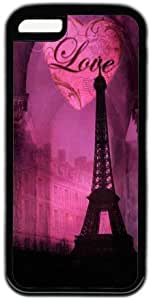 Eiffel Tower Theme for iphone 5/5S Case
