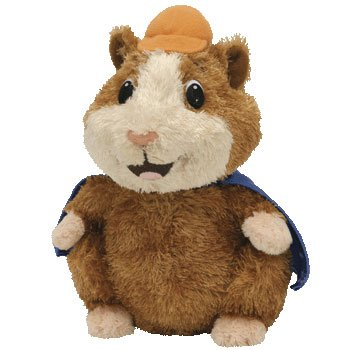 Ty Beanie Babies Linny Guinea Pig Wonder Pet