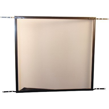 Prime-Line Screen Door Grille 30'', 34-1/2''W, 34-1/2''W X 24-5/8'' H Bronze Boxed