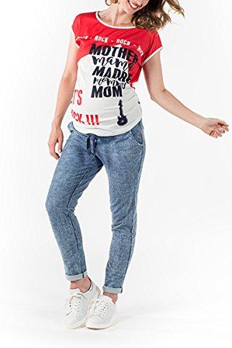 Jeans c295 Wash Love2wait Stone Donna gdAqww6