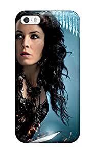 Hot 5373204K98902478 Special Design Back Noomi Rapace In Sherlock Holmes 2 Phone Case Cover For Iphone 5/5s