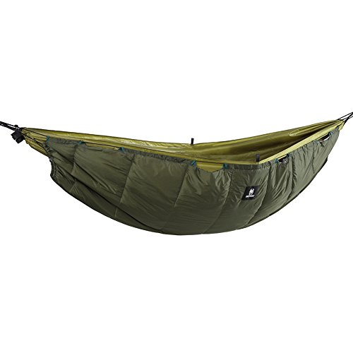 OneTigris Twilight Trekker Hammock Underquilt, Adjustable, Essential Hammock Gear (3 Seasons)